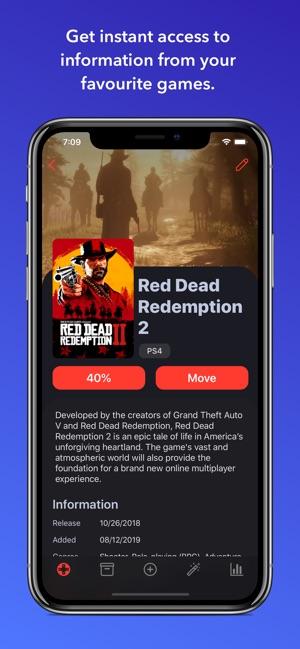 GameTrack on the App Store