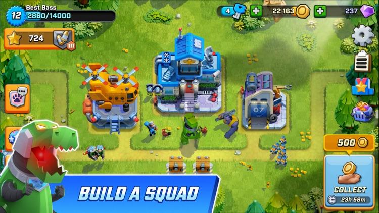 Rush Wars screenshot-0