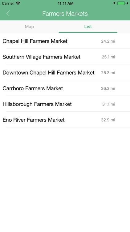 Visit NC Farms screenshot-4