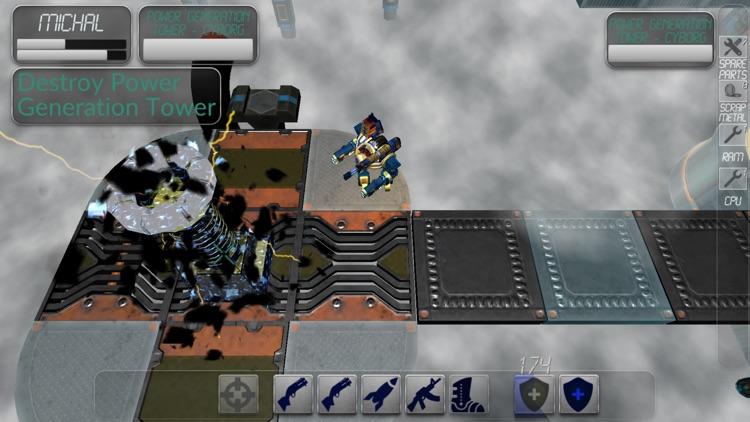 Mech Riders screenshot-4