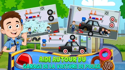 My Town : Police