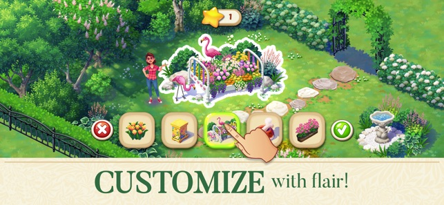 Lily S Garden Design Relax On The App Store