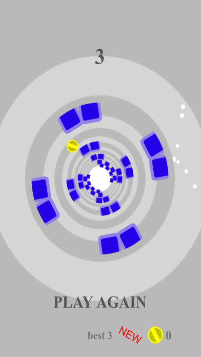 Tunnel Ball Screenshot