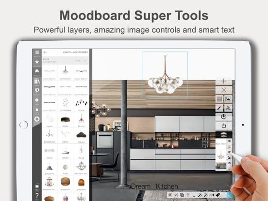 Morpholio Board - Moodboard screenshot