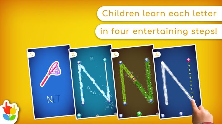 LetterSchool - Learn to Write!