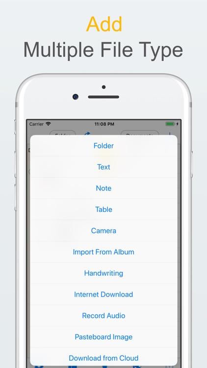 Notes+ screenshot-5