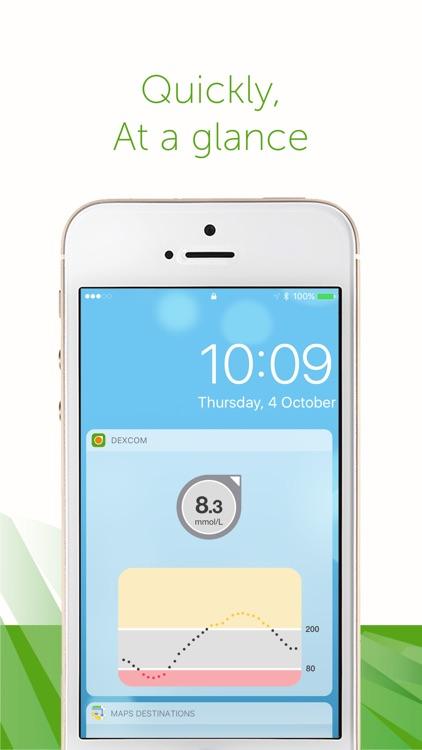 Dexcom G5 Mobile mmol/L DXCM5 screenshot-3