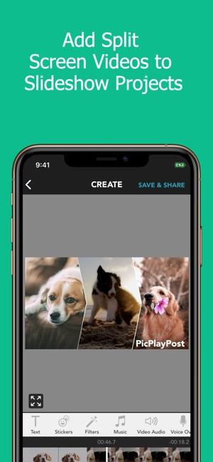 PicPlayPost: Slideshow Maker on the App Store