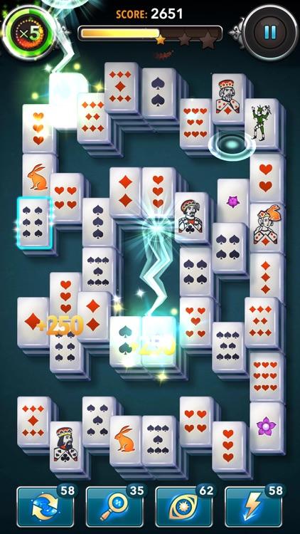 Mahjong Crimes screenshot-0
