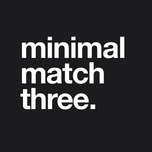 Minimal Match Three