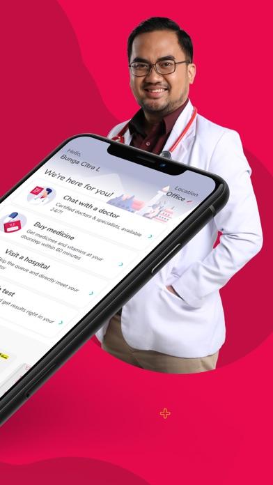 Unduh Halodoc: Doctors & Medicines pada Pc