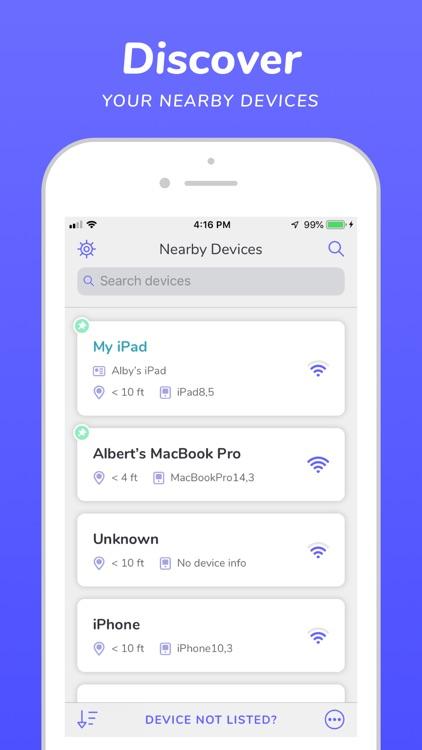 Misplaced - Device Finder