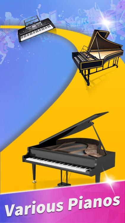 Piano Music Tiles: Pop Songs screenshot-6