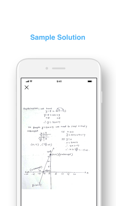 Math Solver by ST