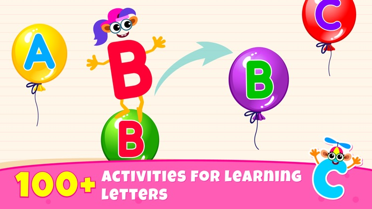 Games for Kids Reading Letters screenshot-5