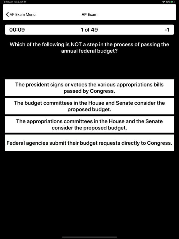 AP US Government Prep screenshot 14