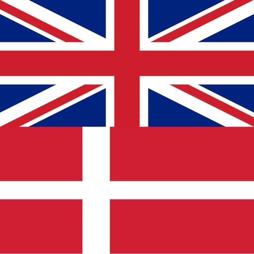 English Danish Dictionary + icon