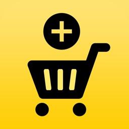 買い物リスト - シンプルなお買い物リスト