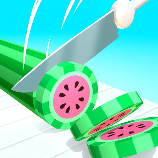 Idle Slice and Dice free software for iPhone and iPad