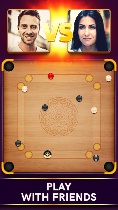 Download Disc Pool Carrom for Pc