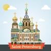 サンクトペテルブルク 旅行 ガイド &マップ - iPadアプリ