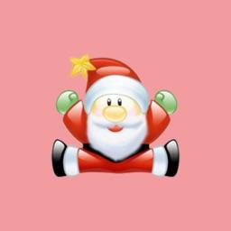小圣诞-贴纸