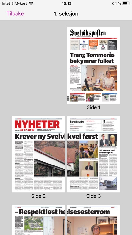 Svelviksposten screenshot-4