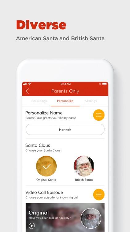 Video Call Santa screenshot-4