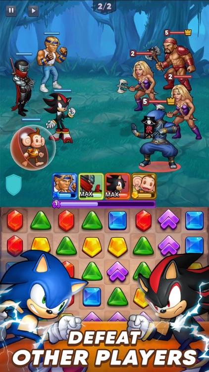 SEGA Heroes: RPG Match 3 Games screenshot-4