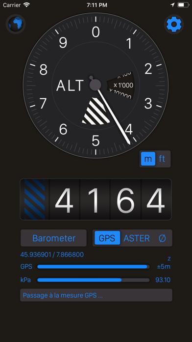 Altimètre+