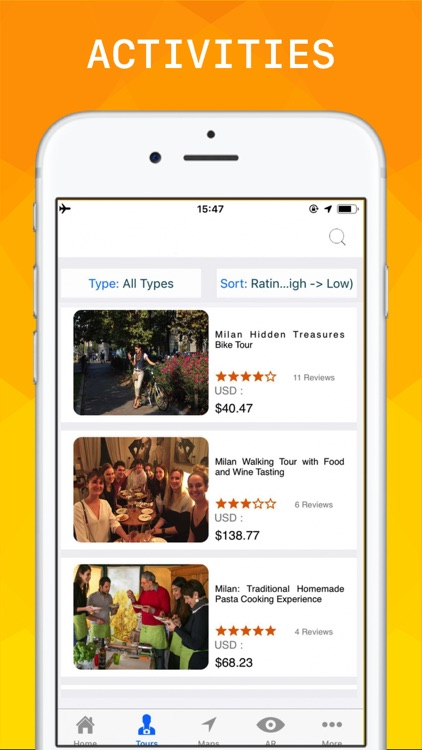 Milan Travel Guide . screenshot-5