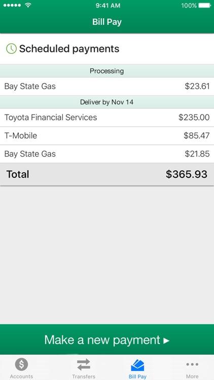 Bank of Commerce & Trust screenshot-3