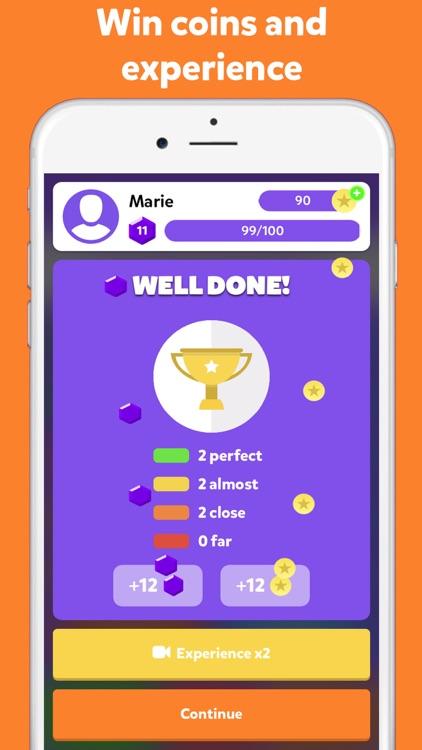 Podium - Categories Game screenshot-3
