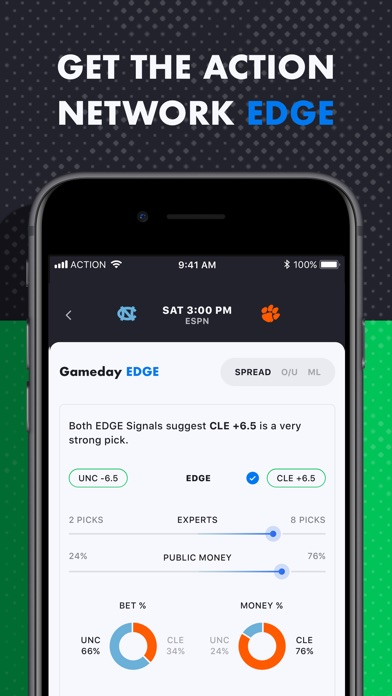 The Action Network: Sports App