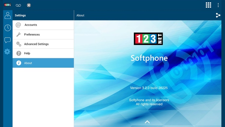 123Net Softphone screenshot-5