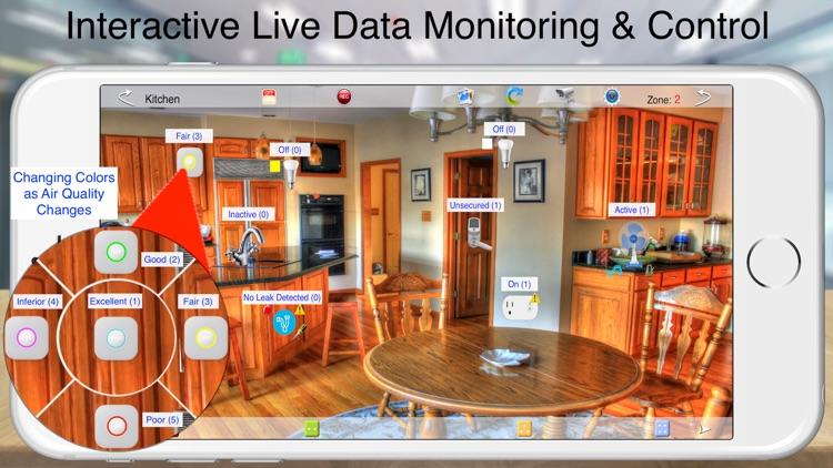 HOS Smart Home BACnet BMS Live screenshot-3