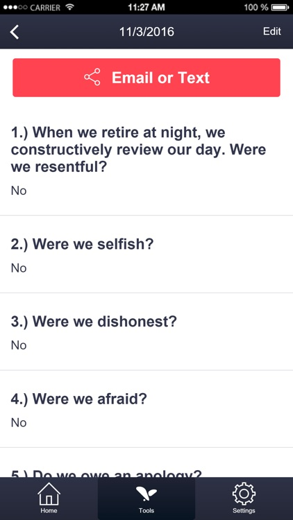 12 Steps Sex Addicts Anonymous screenshot-3