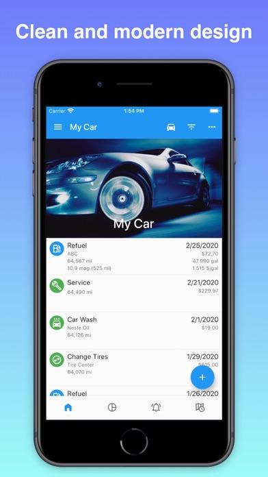 My Car - Vehicle ManagerScreenshot of 1