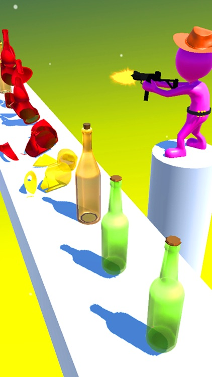 Perfect Bottle Shoot screenshot-7