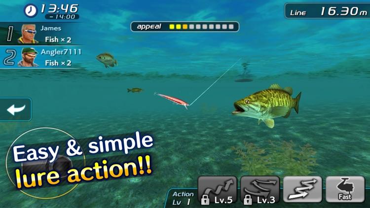 Bass Fishing 3D II