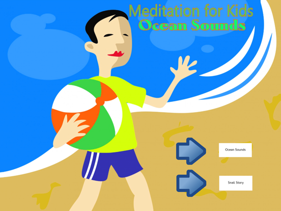 Meditation for Kids - Ocean screenshot 4