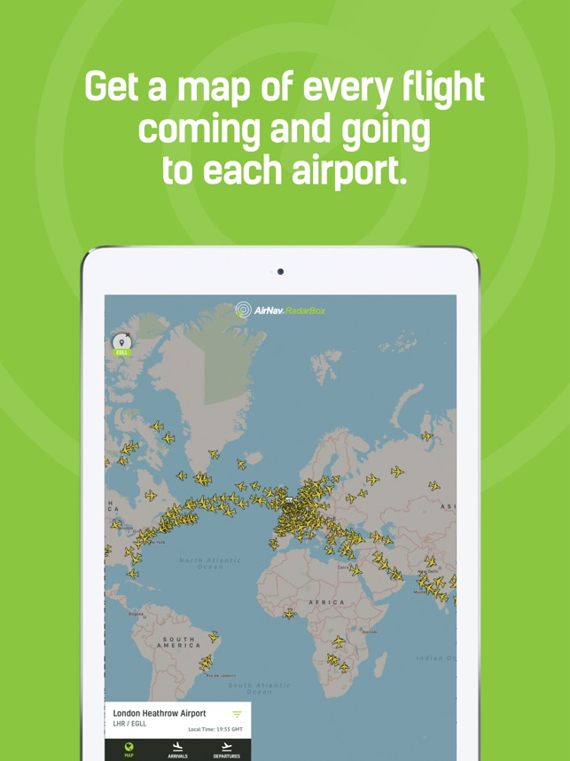 RadarBox · Live Flight Tracker on the App Store