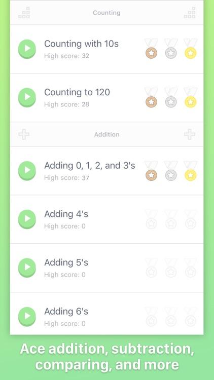 Math Ace 1st Grade screenshot-5