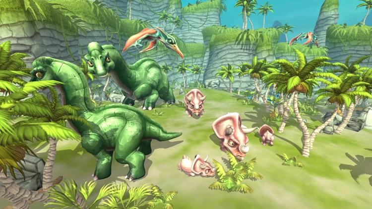 VR Jurassic Dino Park World screenshot-5