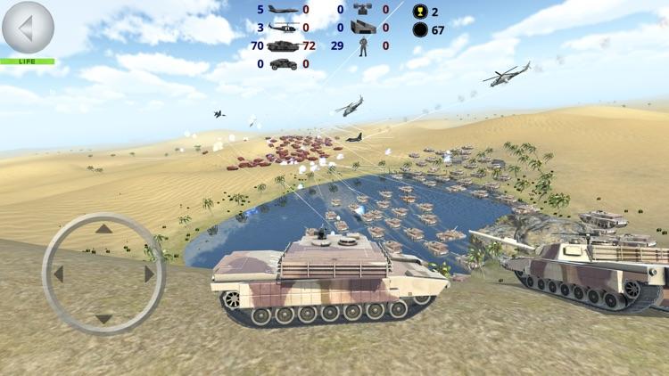Battle 3D Z - Strategy game screenshot-3