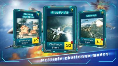 Air Battle - Sky Fighters 3DScreenshot of 5