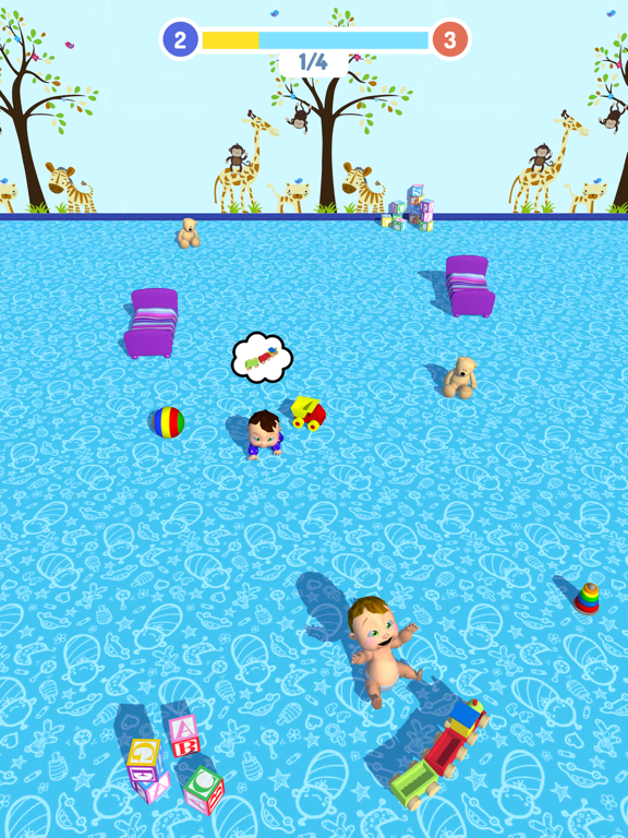 Baby Sims screenshot 5
