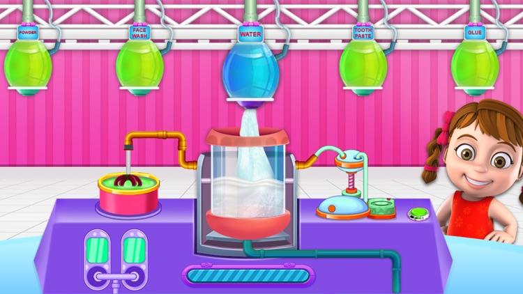 DIY Slime Factory Maker Play screenshot-0