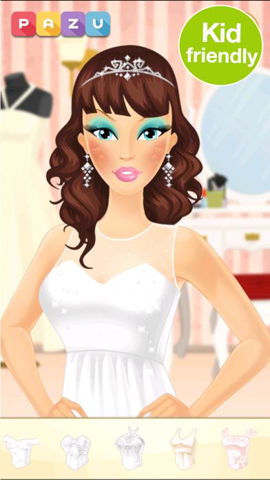 Screenshot #1 pour Jeux d'habillage - Mariage