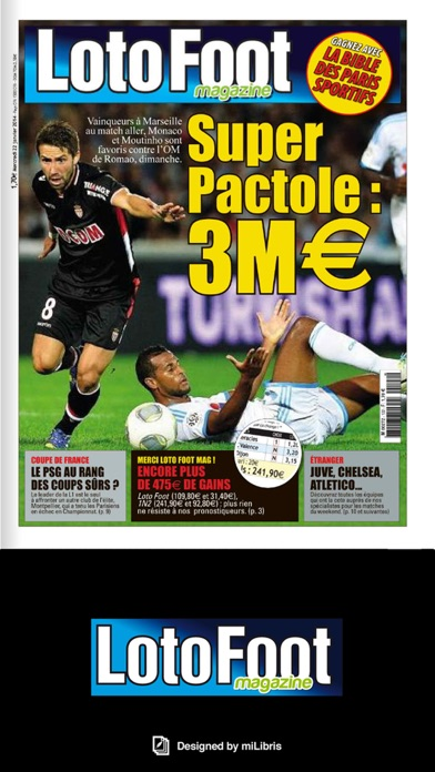 messages.download Loto Foot Magazine software